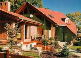 Dom tarasowy w Sulistrowiczkach