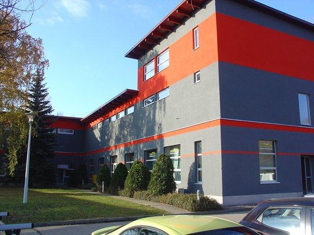 Rozbudowa Budynku Biurowo-Magazynowego Firmy MACTRONIC we Wrocławiu