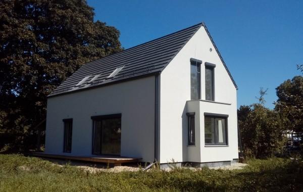 Dom w Dzierżonowie typu L0 6×12