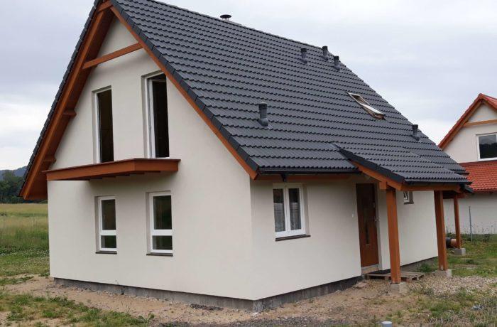Dom w Janowicach Wielkich k. Jeleniej Góry