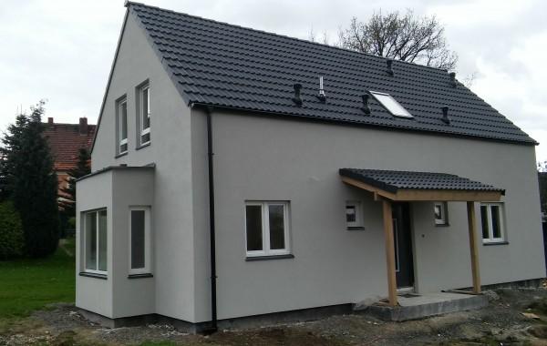 Dom k. Złotoryji typu L0 11,4 x 6
